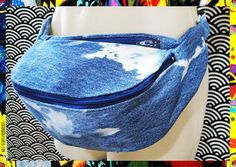 Chula Fanny Pack Sewing Pattern and Instructions door SubUmbraFloreo