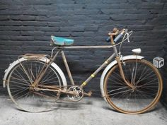 Bici clasica paseo año  a restaurar