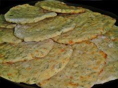 Maryam's Culinary Wonders: 316. Dill-Cheese Flatbreads