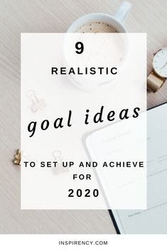 Inspirency Beauty Fashion Lifestyle Tired of setting some that you know youll start or never start actually and never achieve I feel you trust me So heres 9 goal id.