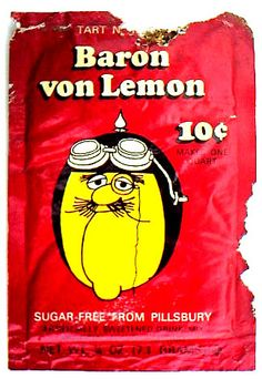 Vintage Ads, Vintage Items, Candy Packaging, Drink Mixes, Kool Aid, Baron, The Good Old Days, Mixed Drinks, Funny Faces