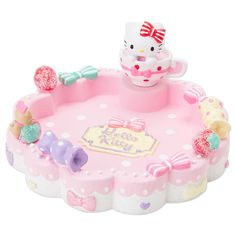 Hello Kitty accessories tray (Strawberry) Sanrio online shop - official mail order site