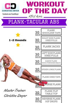 Pin by Christine Dwyer Fitness on 30 Day Challenge ...