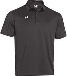 Under Armour Men/'s Team/'s Armour Polo Golf Shirt, X Large Baseball Shirts, Golf Shirts, Polo Shirt Outfits, Soccer Shop, Golf Wear, Team S, Mens Golf, Under Armour Men, Mens Fitness