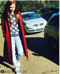 Maya Ali's pictures from Scotland Tour (7)