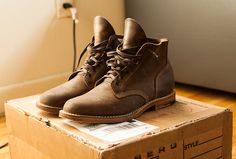 dirtyculture:  Viberg Service Boot