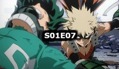 "Boku no Hero Academia ""Deku vs. Kacchan Full Fight"" Part 2 ! Boku no . Boku No Hero Academia, Animes Online, Super Anime, My Hero Academia Episodes, Episode 5, The Villain, Watches Online, Me Me Me Anime, Season 1"