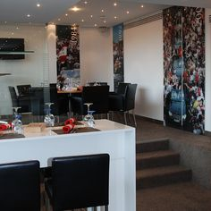 VfB Lounge im Stadion in Stuttgart