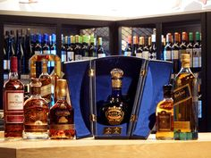 We are proud of our whisky collection! Wine And Spirits, Mykonos, Whisky, Whiskey Bottle, Flora, Drinks, Collection, Products, Drinking