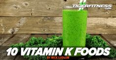 10 Foods High in Vitamin K You Should Be Eating