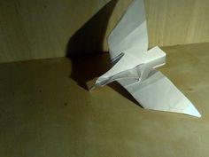 Origami, facile, L'aigle.