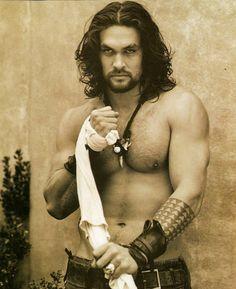 My novio ;) Jason Momoa. @Patricia Smith Smith Mayfield #1 reason to watch Game of Thrones Season 1