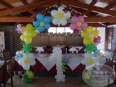 #dolcemania #arco #fiori #flower #palloncini #balloons #primocompleanno #color #puglia