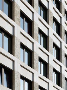 Fassadengestaltung von Max Dudler / Berliner Gelassenheit - Architektur und Architekten - News / Meldungen / Nachrichten - BauNetz.de