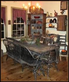 Primitive Furniture On Pinterest Primitives Primitive