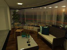 Varanda - Apartamento Residencial
