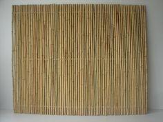 Superb Details zu Bambuszaun Bambusrohr x cm Bambus Bambusstange Bambushalm Sichtschutz Garden