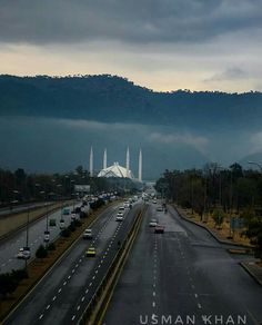 The beauty of Islamabad!