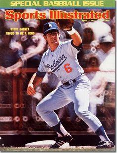 Steve Garvey, Baseball, Los Angeles Dodgers
