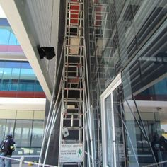 Narrow Span Tower   Vertex Scaffolding  Nationwide!  0861 837 839  marketing@vertexsa.co.za For the past 9 years Vertex Scaffolding has been offering an array of customers with a complete solution to work at height.   We offer the following products for hire and sale: Kwikstage Scaffolding Self Lock Scaffolding Aluminium Stairway Towers Aluminium Span Towers Bridging Platforms Ladders Trolleys  Safety Equipment