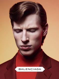 Balenciaga SS'13 Campaign