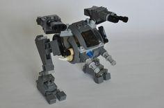 LEGO A-23 WartHog Mech