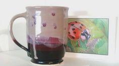 Check out this item in my Etsy shop https://www.etsy.com/listing/261732371/coffee-mug-grande-mug-16-oz-sage-merlot