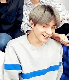 I literally can't with him. I didn't think I'd find a bias wrecker in NCT but he's JUST SO SQUISHABLE