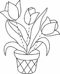 Resultado de imagen para diseños para bordar flores