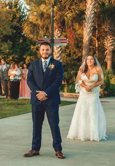 IG: @jaskproductions 📸 Kissimmee, Florida #justmarried #weddings #floridawedding #firstlook #weddingphotos #weddingphotogaphy #firstlookphoto From Miss To Mrs, Kissimmee Florida, Wedding Photos, Wedding Ideas, You're Awesome, Just Married, Weddings, Portrait, Wedding Dresses