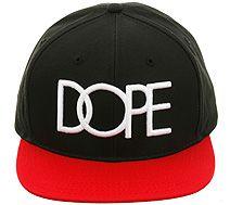 Dope Logo Snapback