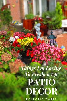 things I'm loving to freshen up patio decor, favorite patio decor picks, favorite outdoor decor items from world market, home decor, interior design, favorite patio accessories