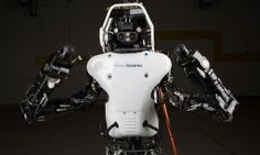 El robot Atlas de Boston Dynamics ya se podrá mover sin cables