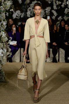 Ralph Lauren Fall 2017 Ready-to-Wear Fashion Show NYFW New York Fashion Week
