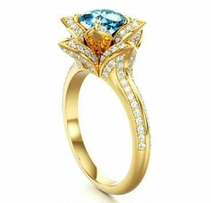 Magnificence wedding ring