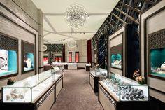 modern shanghai restaurant design - Google 搜尋 Cake Shop Design, Restaurant Design, Home Furniture, Mansions, House Styles, Shanghai, Modern, Google, Home Decor