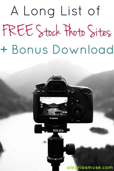 If you're like me and don't have a lot of money to spend on stock photo sites, you'll be happy to know there are tons of FREE stock photos