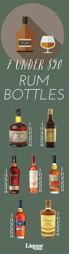 You know who knows best which bottles to buy for holiday gifting? The people who pour and sell drinks—that's who. For 2016, we asked dozens of top bartending and spirits industry professionals to tell us which #rum bottles under $50 they love and why.