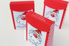Free printable gift boxes