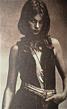 Jean Shrimpton, 1971