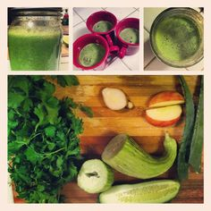 Crystal Cañez's Gut Healing Juice Recipe!