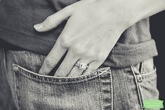 Engagement Photo..so excited can't wait to be his!! :)