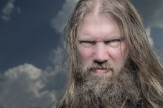 Johan Hegg of Amon Amarth Viking Metal, Amon Amarth, You Are My Friend, Photography Gallery, Realistic Drawings, Death Metal, Metal Bands, My Music, Image