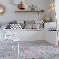 Sol en PVC: le confort dans toute la maison