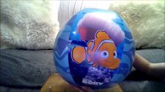 Finding Dory Beach Ball Picked up a freebie, thought we'd take a look at it with you.  Hope you like the video.