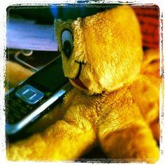 """@oltreilpassaparola's photo: """"Otto, basta telefonare alle polipesse adesso si lavora!"""""""