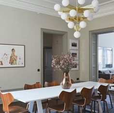 Stockholm apartment by Interior stylist: Style_by_Norlen