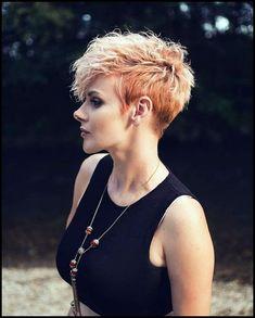 10 Trendy Pixie Hair Cut Pics für Blondinen & Brünetten #blondinen #brunetten #pixie #trendy