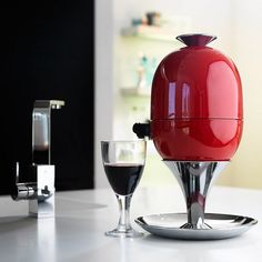 Need one of these! Wine Dispenser