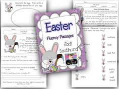 Easter Fluency Passages
